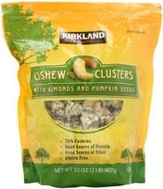 Signature's Cashew Cluster with Almonds & Pumpkin seeds, 32 oz
