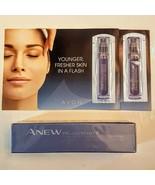 AVON Anew Rejuvenate Flash Facial Massage Treatment + extra NEW Sealed O... - $23.76