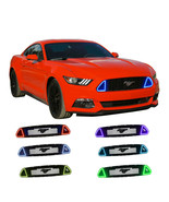 ColorFuse DRL Multi-Color grille LED Light kit For Ford Mustang GT 2015-... - $130.98