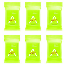 6-New Almay Clear Complexion Makeup Remover Cleansing Towelettes, Hypoallergenic - $21.86