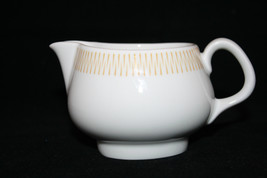 Rosenthal Studio Linie Line 1 Creamer White and Mustard Yellow Germany - $30.97