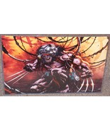 X-Men Wolverine Weapon X Glossy Art Print 11 x 17 In Hard Plastic Sleeve - $24.99
