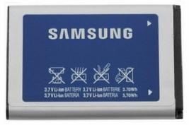 NEW OEM SAMSUNG BATTERY AB553446GZ FOR SMOOTH U350 GUSTO U360 U430 A580 - $8.99