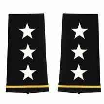 Genuine U.S. Army Officer Epaulet: Lieutenant GENERAL(O-9) - Large Size (Male) - $21.76