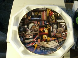 17#12 The Hamilton Collection Life Of A Legend Mickey Mantle Collectors Plate - $13.85