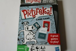 Pictureka Card Party Game - Cards in very good condition. - $2.84