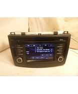 12 13 Mazda 3 Radio Cd Gps Navigation BGV766DV0 TMZ16 - $261.36