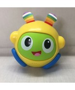 Fisher Price BRIGHT BEATS Spin and Crawl Tumble Ball BEATBO 9+ MOS Learning  - $9.89