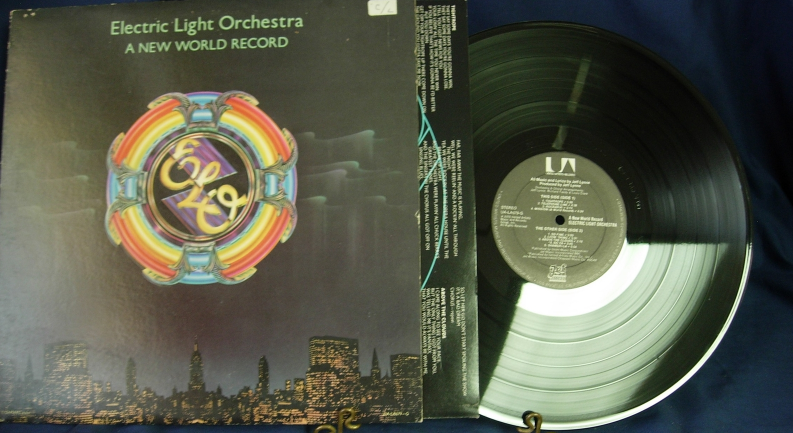Electric Light Orchestra - A New World Record - United Artists UA-LA679-G