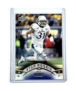 2015 Upper Deck Star Rookie NFL Football Ohio Autographed Card by Ben He... - $9.62