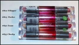 Covergirl BlastFlipStick Blendable Lipstick 835 Cheeky 830 Tease 805 Puc... - $6.95