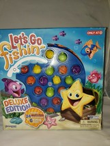 Let's Go Fishing Deep Sea Deluxe Edition Game - $9.90