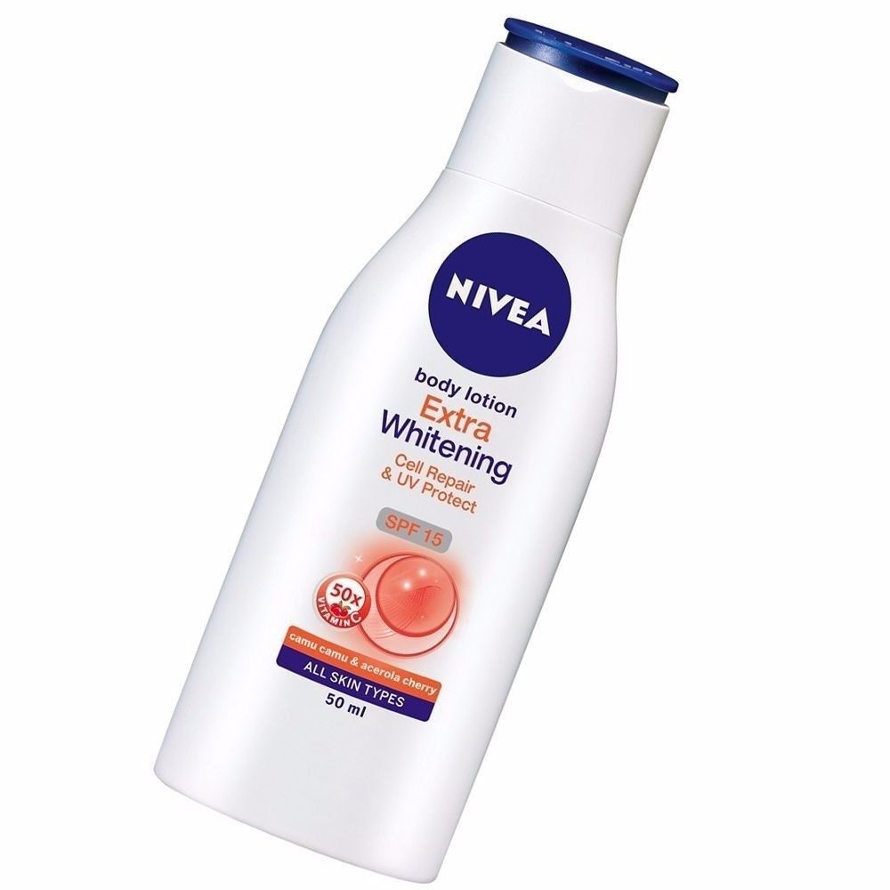 Natural Nivea Whitening Cell Repair Body And 28 Similar Items Extra White Firming Lotion Spf15 400 Ml Uv Protection