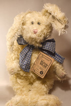 Boyds Bears: Rosalynn P. Harrington - 12 inch Plush Rabbit - 590140-01 - Mohair  - $19.69