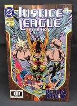 JLA Justice League Of America #73 1993 Dan Jurgens Rich Burchett - $13.00