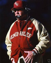 Bobby Bowden Florida State Vintage 16X20 Color Football Memorabilia Photo - $29.95