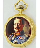 WWI German Officer award System Glashutte gold plated silver&enamel pock... - $6,200.00