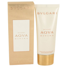 Bvlgari Aqua Divina Body Lotion 3.4 Oz For Women  - $29.70