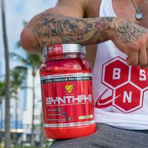 BSN SYNTHA-6 ISOLATE 100% Isolate Protein Matrix (Vanilla Cream) 2.01 lb... - $34.77