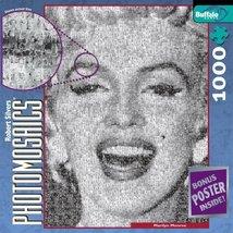 Buffalo Games Photomosaic: Marilyn Monroe - $34.25