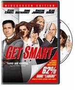 Get Smart (Single-Disc Widescreen Edition) [DVD] - $8.90