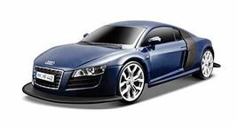 Maisto R/C 1:10 Scale Audi R8 V10 Radio Control Vehicle Colors May Vary - $1.383,90 MXN