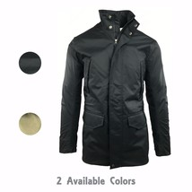 Timberland Men's Waterproof Basic Long Jacket Style A1HNP - $69.99