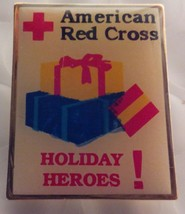 American Red Cross Holiday Heroes Pin! - $4.95