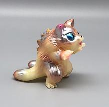 Max Toy Silver and Gold GID (Glow in Dark) Mini Nyagira image 3