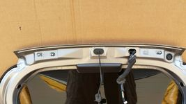 14-16 Nissan Versa Hatchback Rear Hatch Tailgate Liftgate Trunk Lid image 10