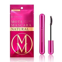 New Flowfushi Mote Mascara Fiber Lengthening Even Natural Looking Long B... - $32.21