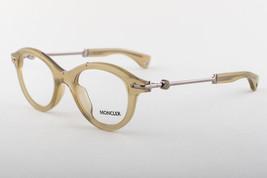 MONCLER MC513-V08 Yellow Eyeglasses MC 513-V08 - $146.51