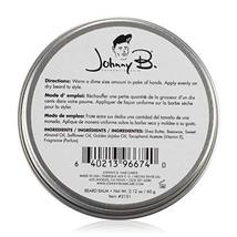Johnny B Beard Balm 2.12 Ounce image 3