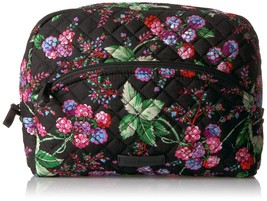 Gifts for Women Vera Bradley Iconic Large Cosmetic, Cotton NWT - $37.87