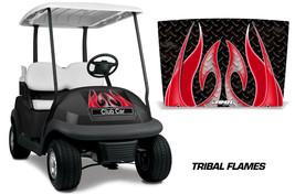 Club Car Precedent i2 Golf Cart Hood Graphic Kit Wrap Decal 2008-2013 TR... - $69.25