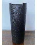 Starbucks 2020 Matte Black Frost Texture Stainless Steel Tumbler 12 Ounc... - $25.45