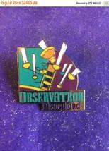 ON SALE 1998 Disneyland Tomorrowland Observatron Attraction Series Pin  Mint Rar - $21.21
