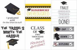 16 Tassel Talk Graduation Beverage cocktail horderves paper napkins - $3.50