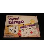 Trend Enterprises Inc. Vowel BINGO Vintage! - $29.99