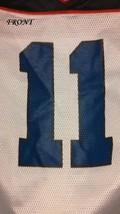 Buffalo Bills NY NFL #11 BLEDSOE Men's XL Reebok Throwback Football Jersey - €21,87 EUR