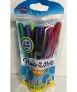 1951382 Paper Mate InkJoy Mini Ballpoint Pens, Assorted  10 Pack - $14.10