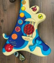B Woofer Dog Guitar Puppy Kids Musical Hound Instrument Strum Toy Music   - $24.60