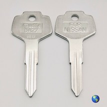 DA27 Key Blanks for Various Models by Daewoo, Nissan, and others (5 Keys) - $7.95