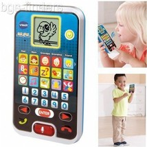 Kids Smart Phone Toy Toddler Call Chat Learning Play Games Music Baby Gift Phone - $19.11
