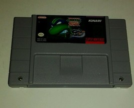 Teenage Mutant Ninja Turtles: Tournament Fighters (Super Nintendo, 1993) - $22.40
