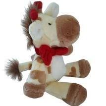 """Russ Giraffe Plush Geramy Stuffie Plushie 8"""" Stuffed Animal Russ Berrie ... - $14.99"""