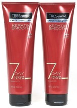 2 Tresemme Expert Selection Keratin 7 Day Smooth System Shampoo Low Sulfate 9 oz - $19.99