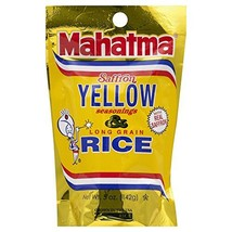 Mahatma Yellow Rice 5.0 OZPack of 4