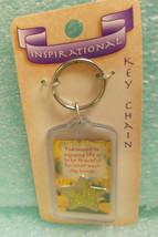 "Novelty Inc Inspirational ""Star: The Secret To"" Keychain UPC:794080194345 - $6.93"