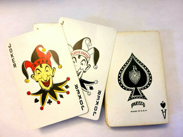 PM by PARISCO Double Deck Playing Cards Made In USA image 2